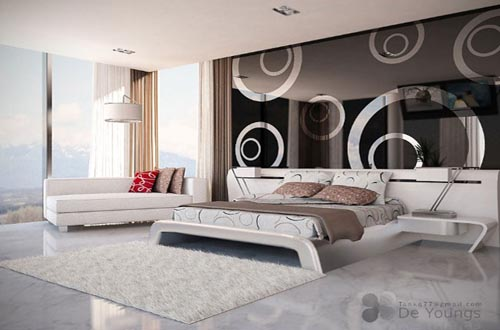 Modern Bedroom Furniture By Deyoungdesign
