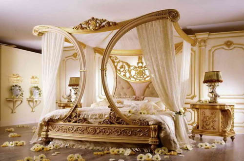Romantic Bedroom Schemes