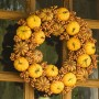Wreath Pumpkin Decorating Ideas