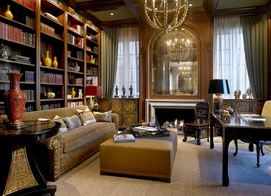 Classic home interior design classic home interior ideas for Classic interior design