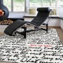 contemporary living room rugs