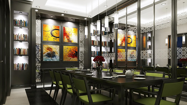 modern dining lightings
