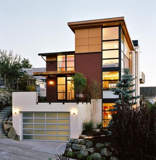 Home Designs October 2012: Modern Minimalist House