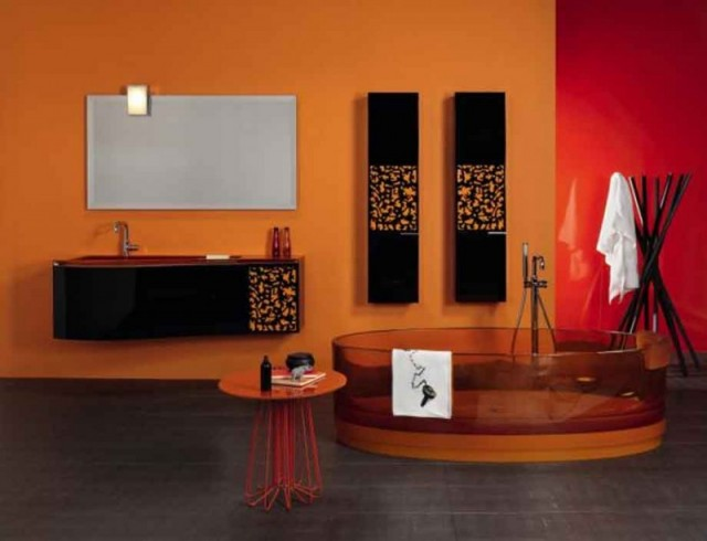 oriental bathroom decorating ideas