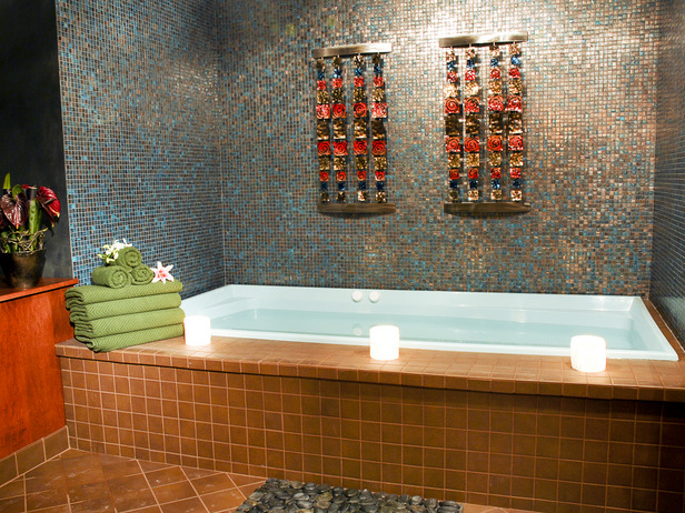 oriental bathroom ideas