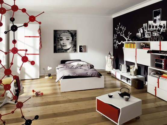awesome bedroom ideas for teenagers