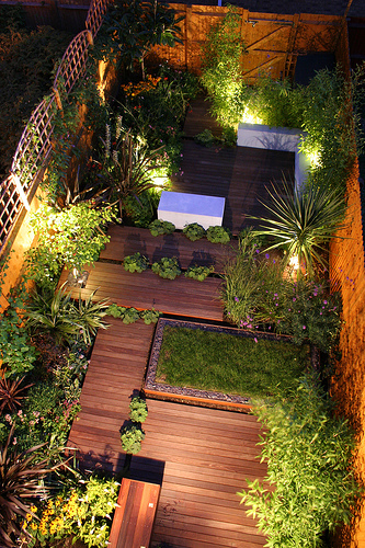 Urban Garden Design Home Trendy