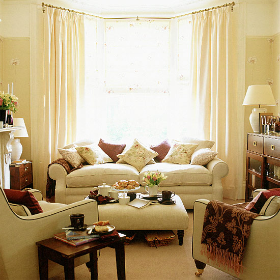Living Rooms Designs: Elegant Living Room