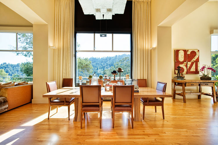 Open dining room ideas home trendy for Open dining room ideas
