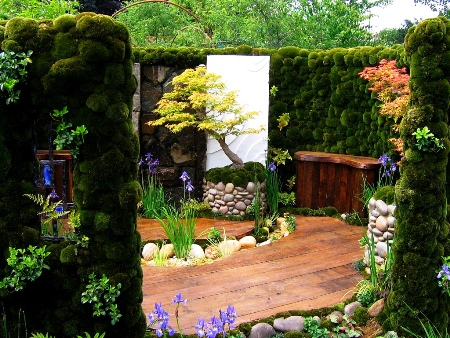 Urban garden design home trendy for Urban garden design