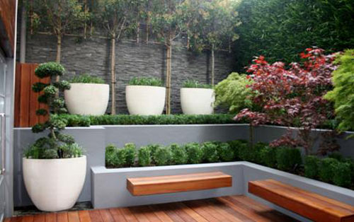 Urban Garden Design Ideas Home Trendy