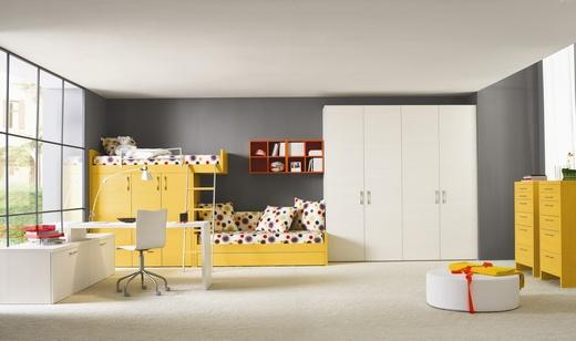 Yellow White Furniture Home Trendy