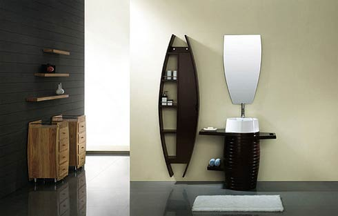 Bathroom Vanities  Sinks on Was Posted In Bathroom Design And Tagged Cool Bathroom Vanities