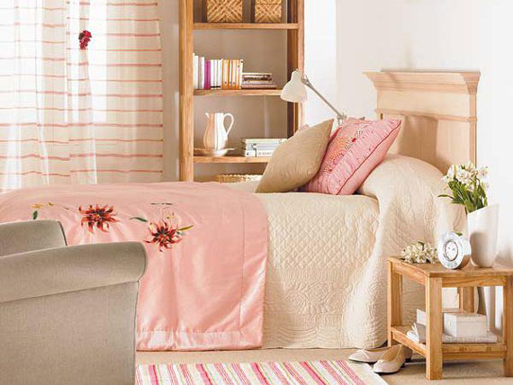 Cream And Pink Bedrooms For Teenagers Home Trendy