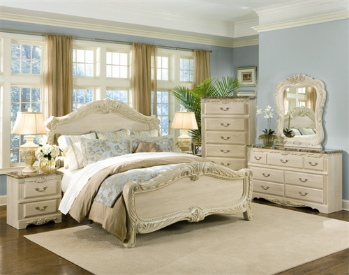 Cream bedroom color home trendy for Bedroom designs cream