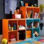 ideas for book storage childrens