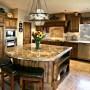 kitchen islands with storage and seating