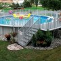 outdoor swimming pool designs pictures