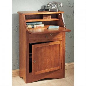 solid wood folding bookcase