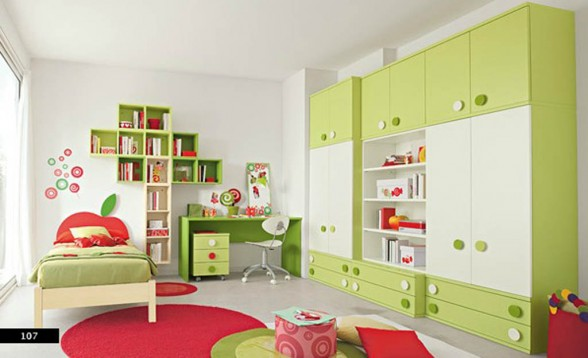 storage childrens bedrooms