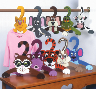 stuffed animal hangers