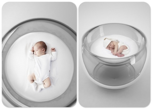Bubble Baby Bed Home Trendy