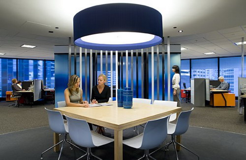 Office decorating ideas home trendy for Business office remodel ideas