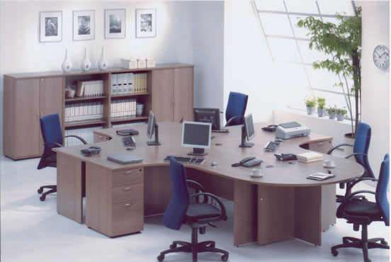 Office Layout Design Ideas from homestrendy.com