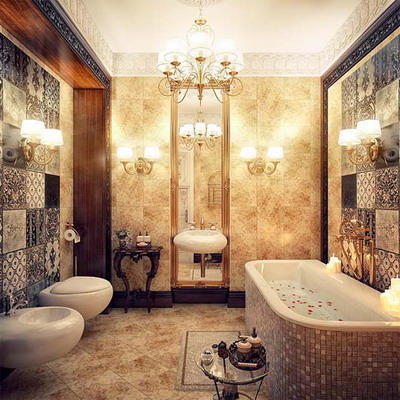 Bathroom Decorating Ideas on Vintage Bathroom Decorating Ideas