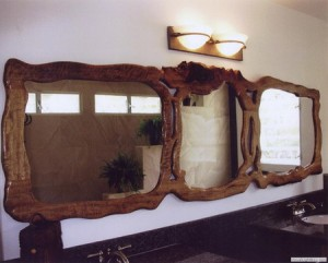 wooden frames for mirrors