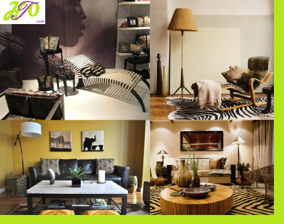 African Spirit In Home D Cor Home Trendy