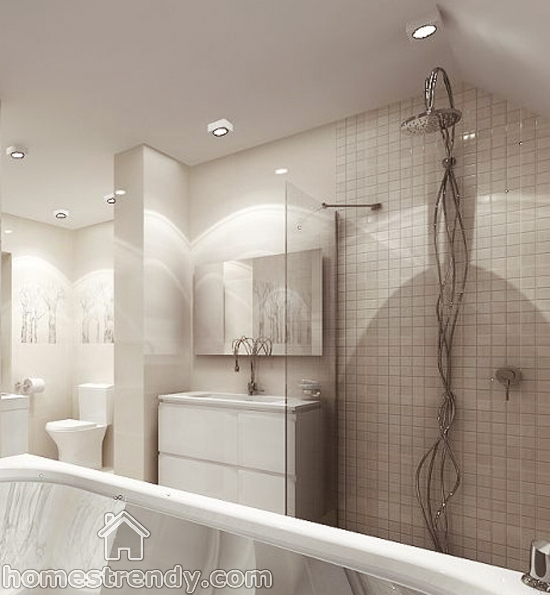 Bathroom design home trendy Design your own bathroom remodel