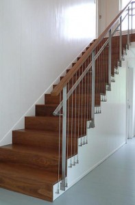 standard staircase