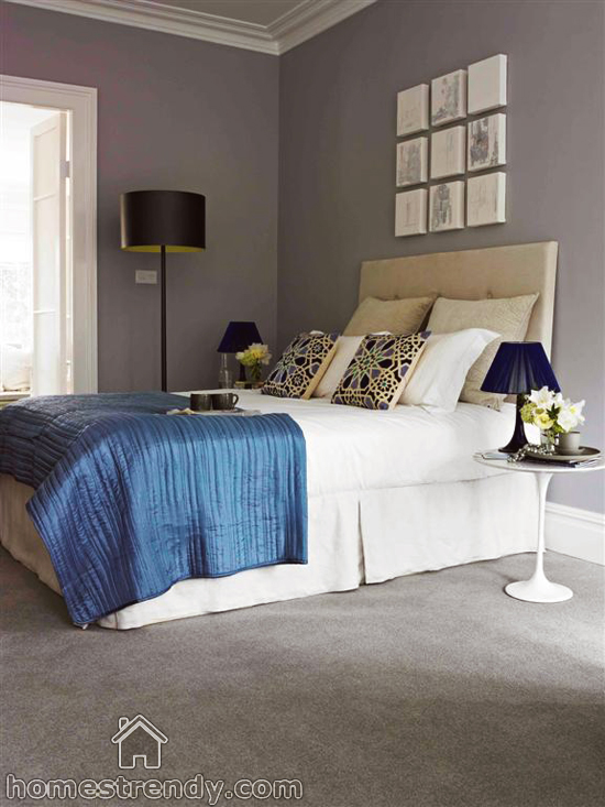 How to choose a carpet for your bedroom