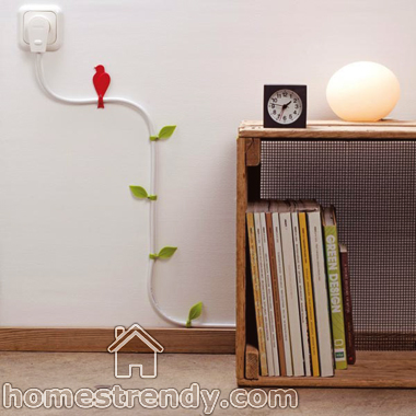 Decorative accessories for wires