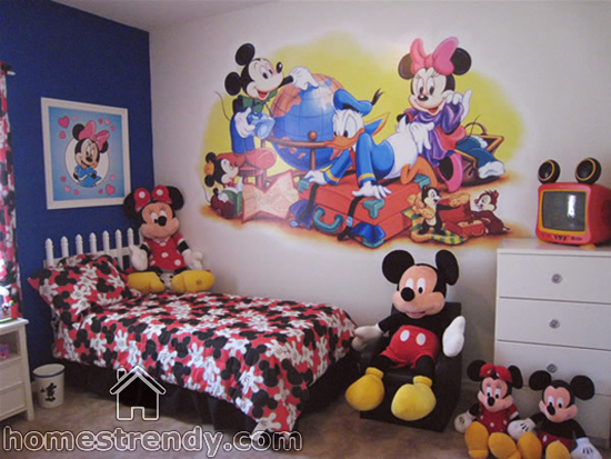 animation characters for kid s room d cor home trendy