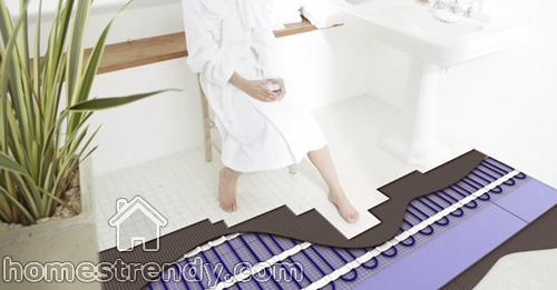 How To Keep Your Bathroom Warm In The Winter Home Trendy