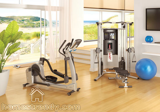 Build your own home gym trendy