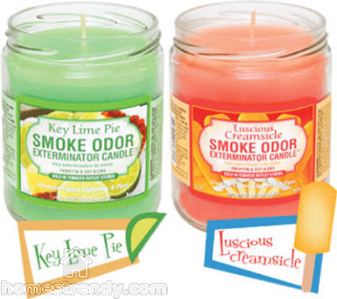smokers candles