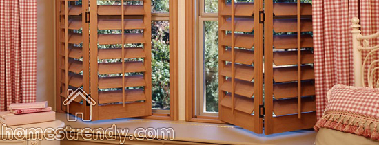 Window Shutters For Protection Home Trendy
