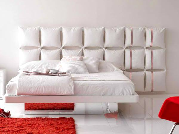 Unusual, but beautiful and comfortable bed designs