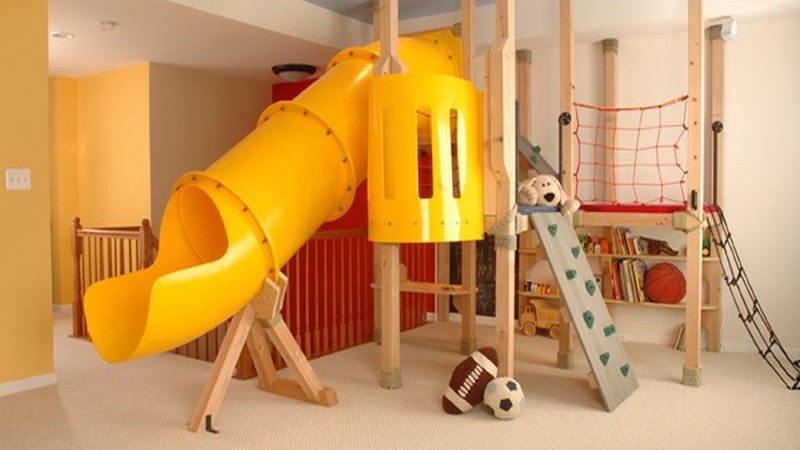 playroom design idea