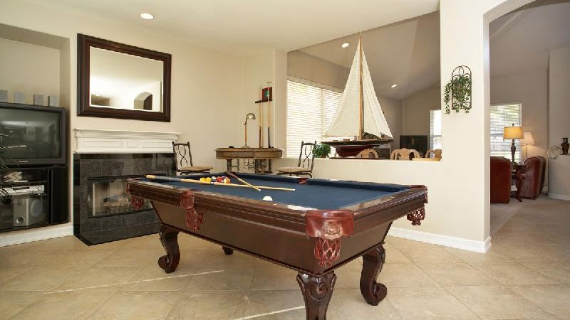 pool table design