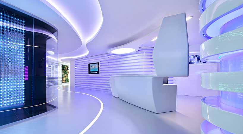 IBM office