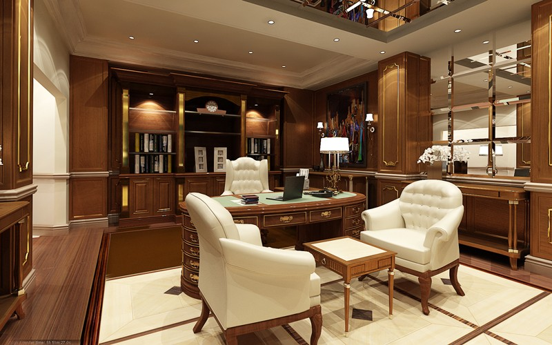 Executive Office Furniture Home Trendy