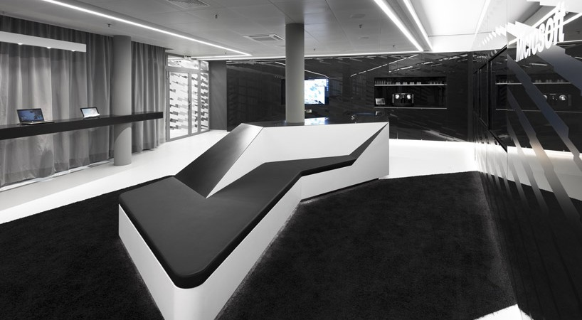 futuristic office design