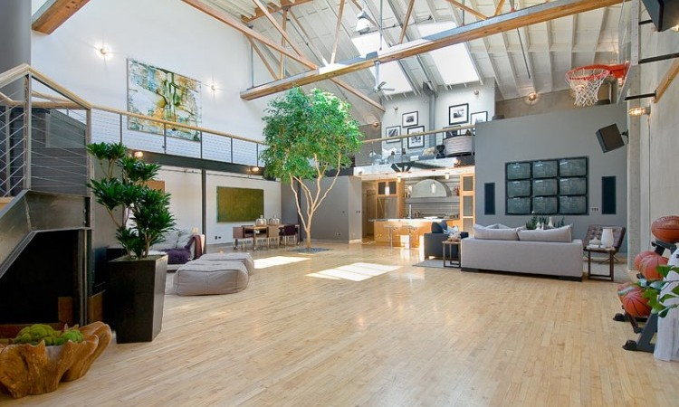 loft apartment design