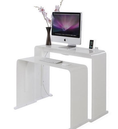Unusual office desk furniture home trendy for Quirky home furniture