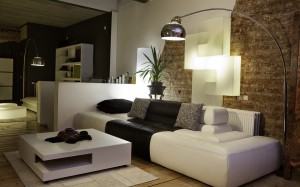small living room
